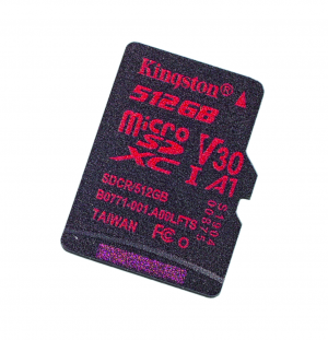 Kingston Canvas React