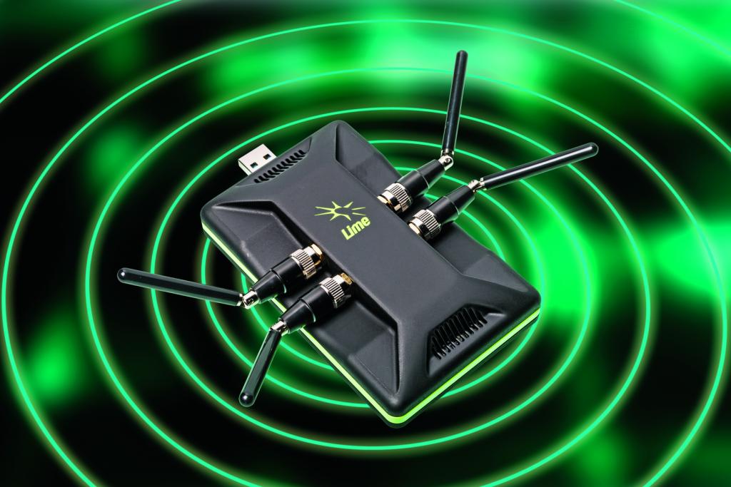 hacking gadget radio radiosignaal alarm LimeSDR Software Defined Radio
