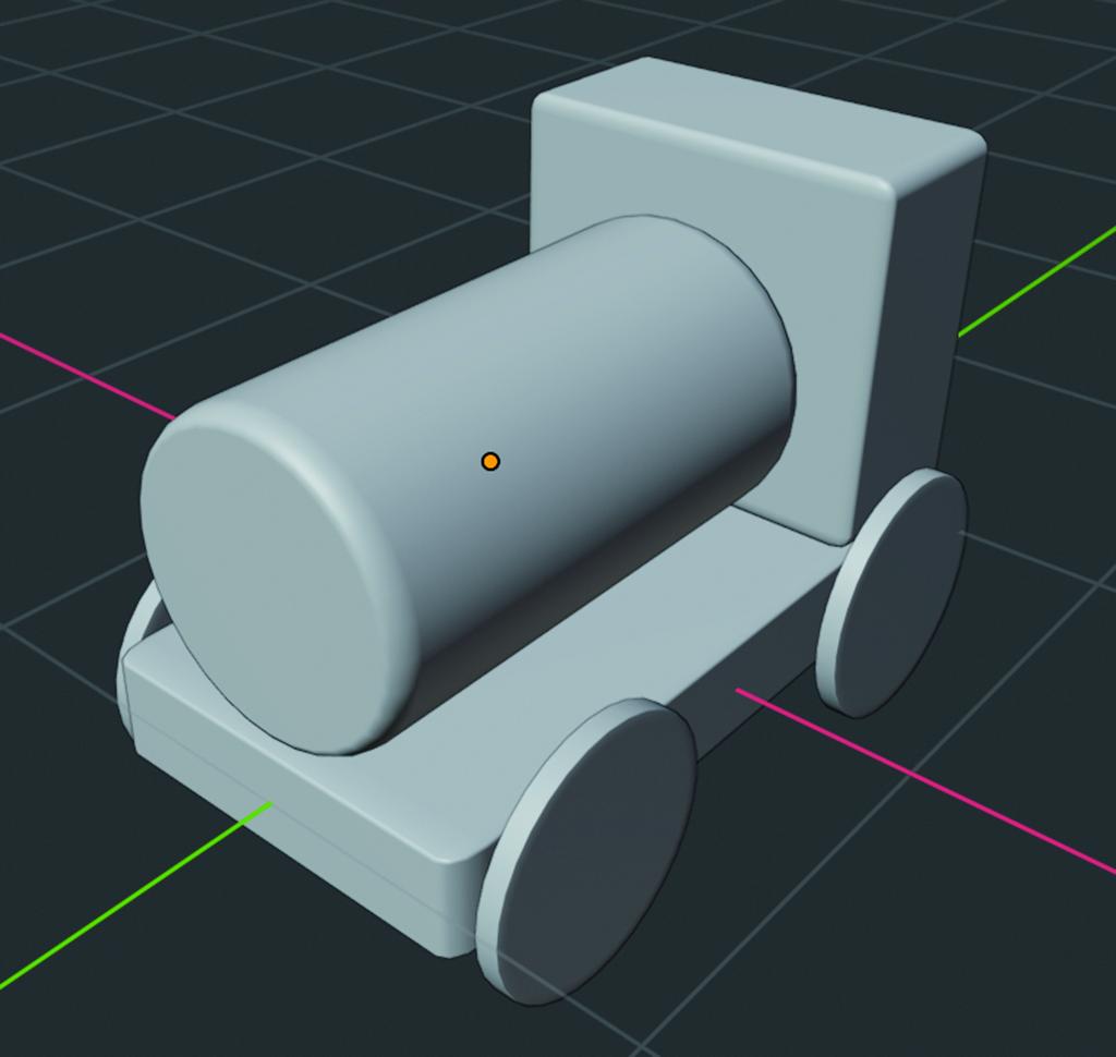Blender workshop 3D ontwerpen rand afronden Bevel