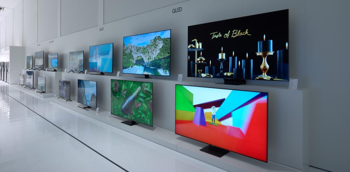 Samsung Line-up