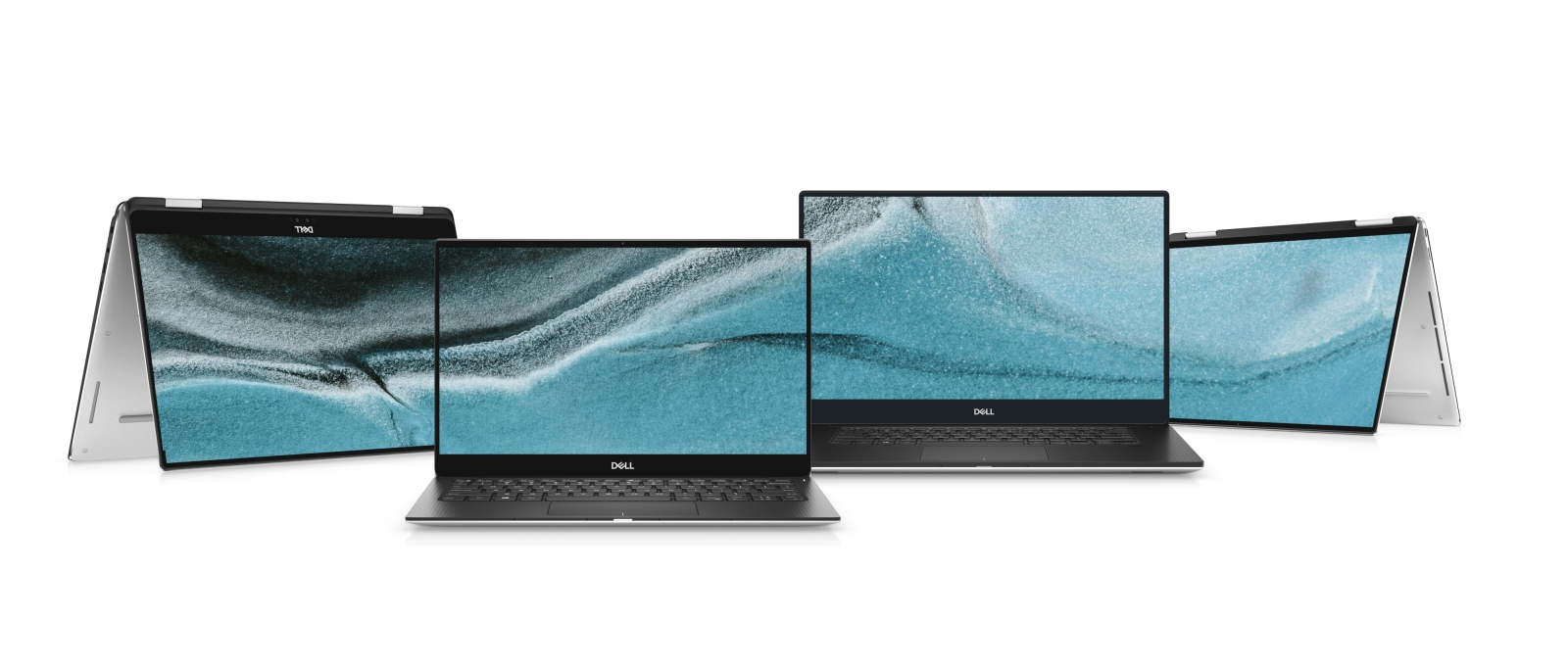 XPS 13 and 15 9000 Non-Touch and Touch Notebooks