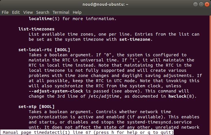 computer verkeerde tijd Linux waarschuwing lokale klok