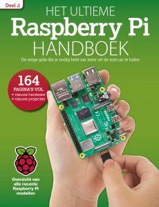 Het ultieme Raspberry Pi handboek - deel 2