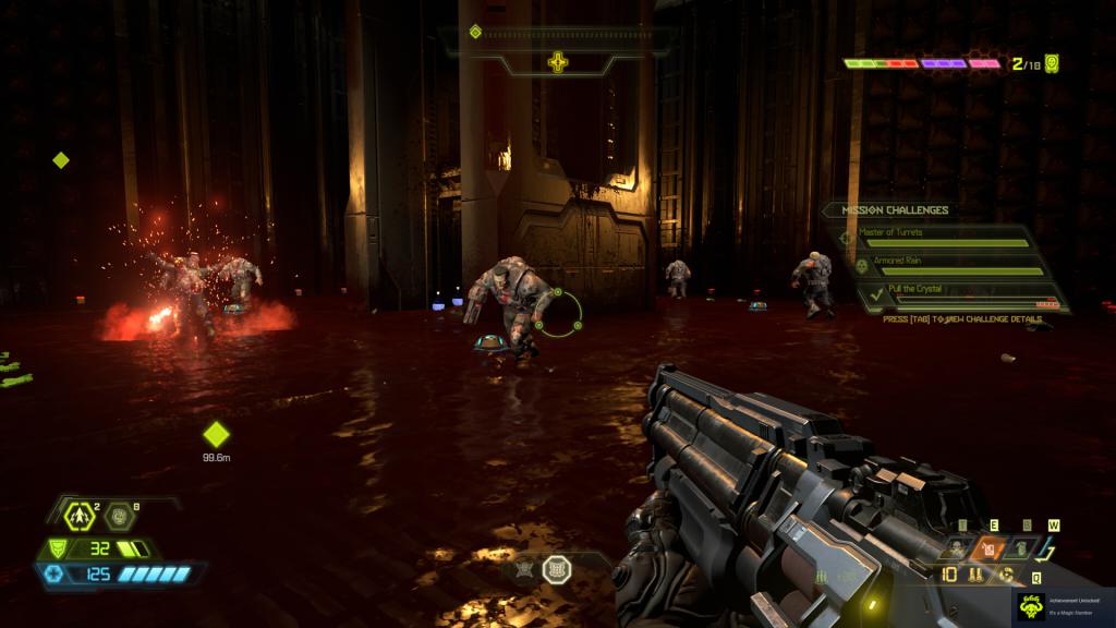Doom Eternal - baddies