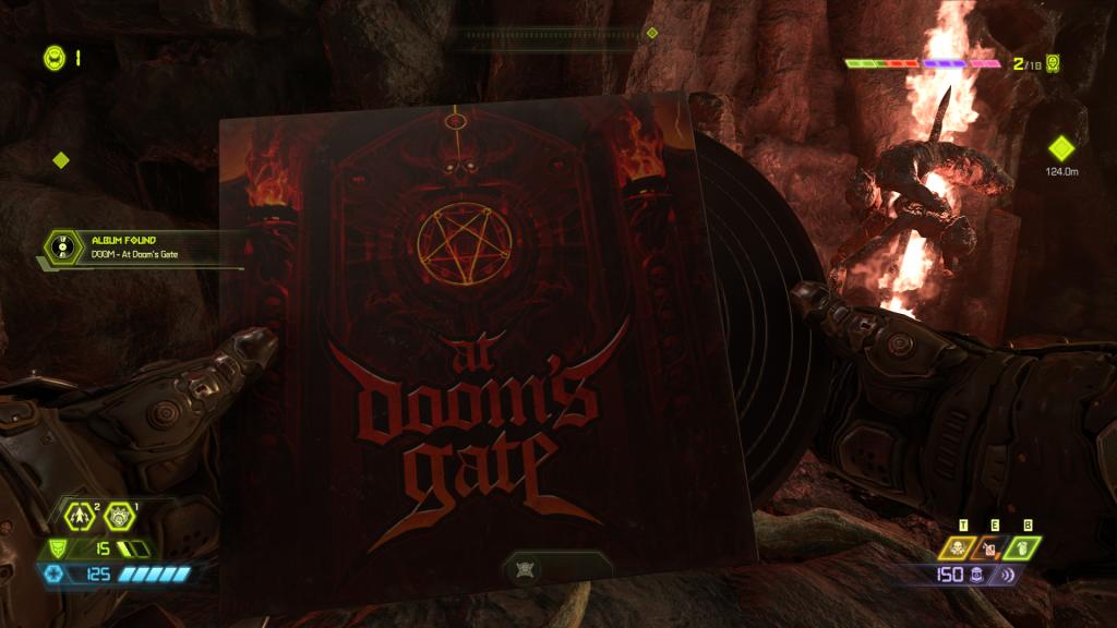 Doom Eternal - lp