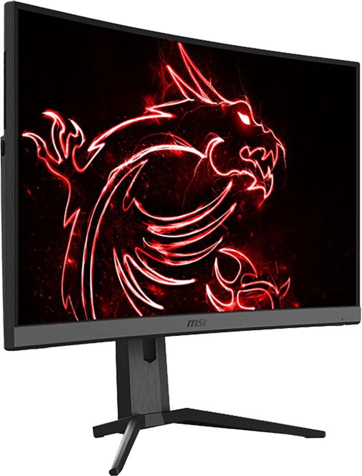 MSI Optix MAG272CQR review curved gaming monitor