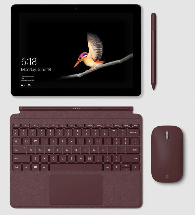 Microsoft Surface Go aanbieding