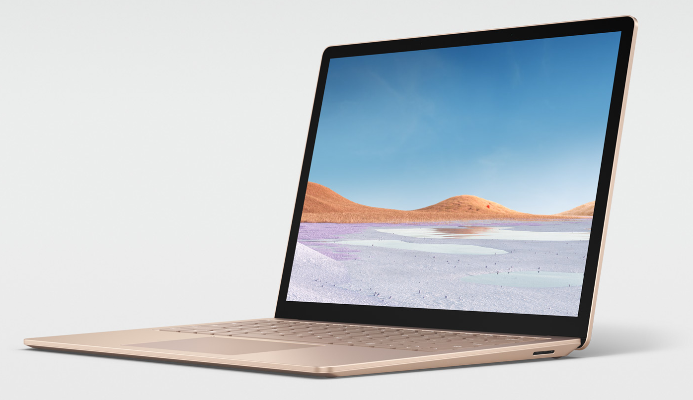 Microsoft Surface Laptop 3 aanbieding