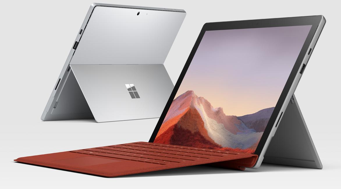 Microsoft Surface Pro 7 aanbieding