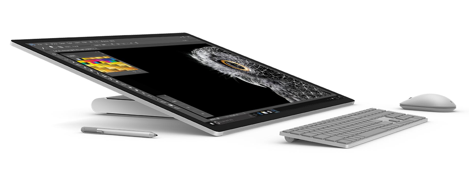 Microsoft Surface Studio 2 aanbieding