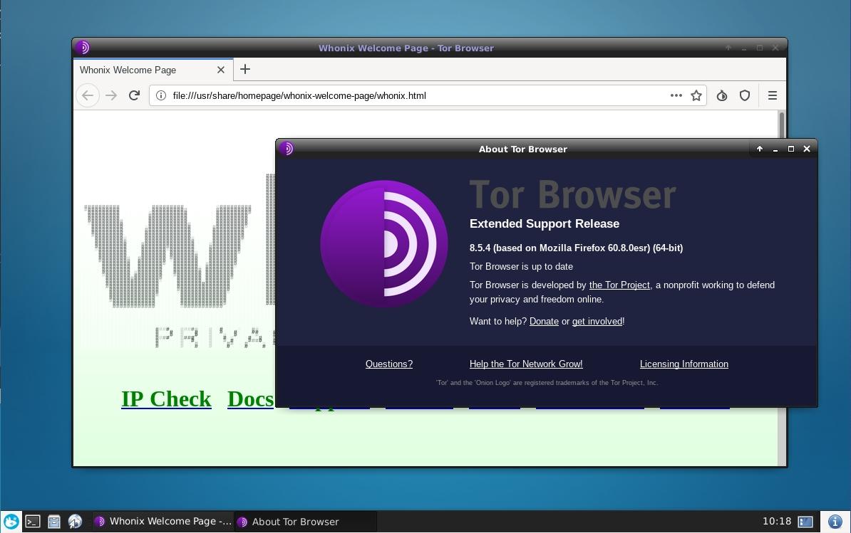 anoniem internet Tor-browser Firefox anoniem internetten