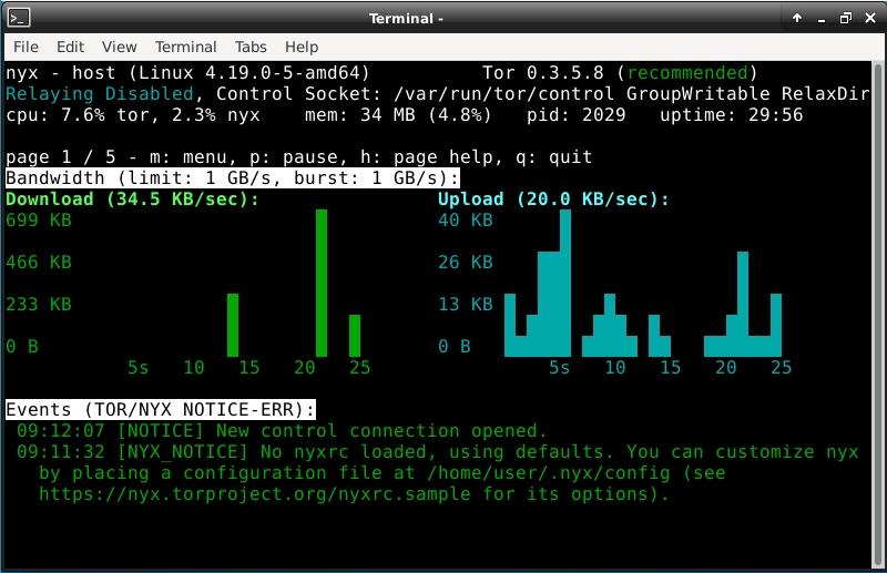 anoniem internet internetten gateway Tor-netwerk informatie