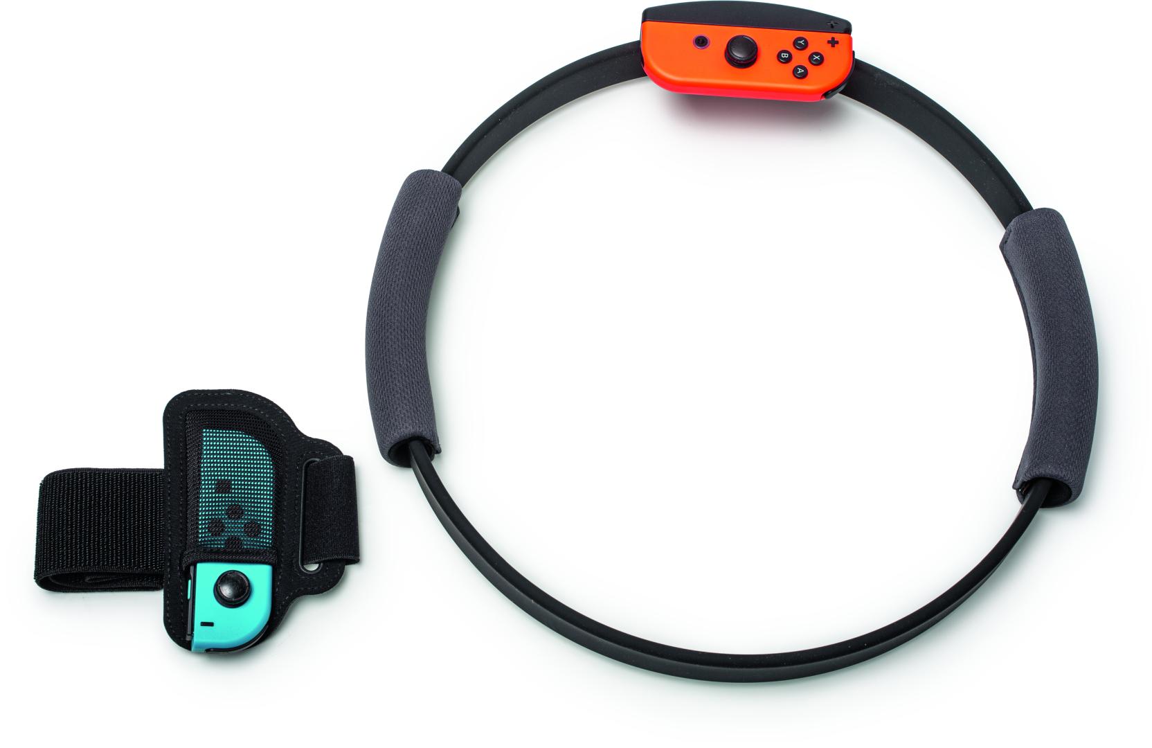 binnen sporten fit blijven Ring Fit Adventure review Nintendo Switch ring con joy con been