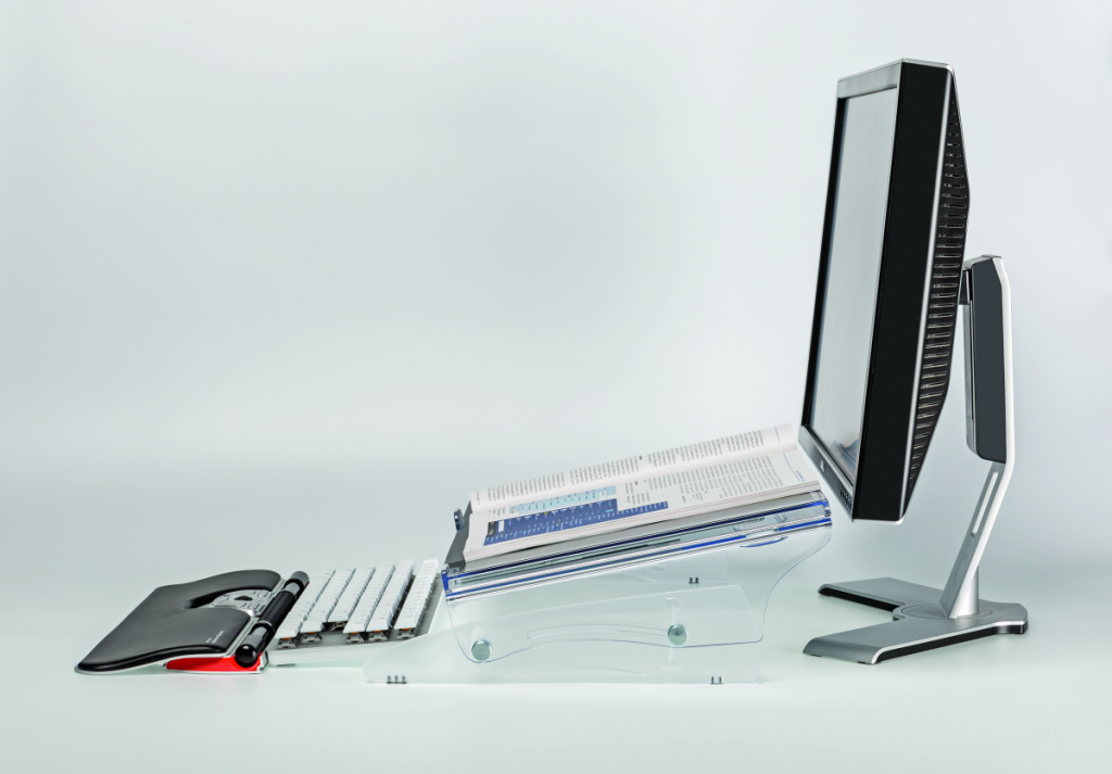 ergonomische invulling bureau