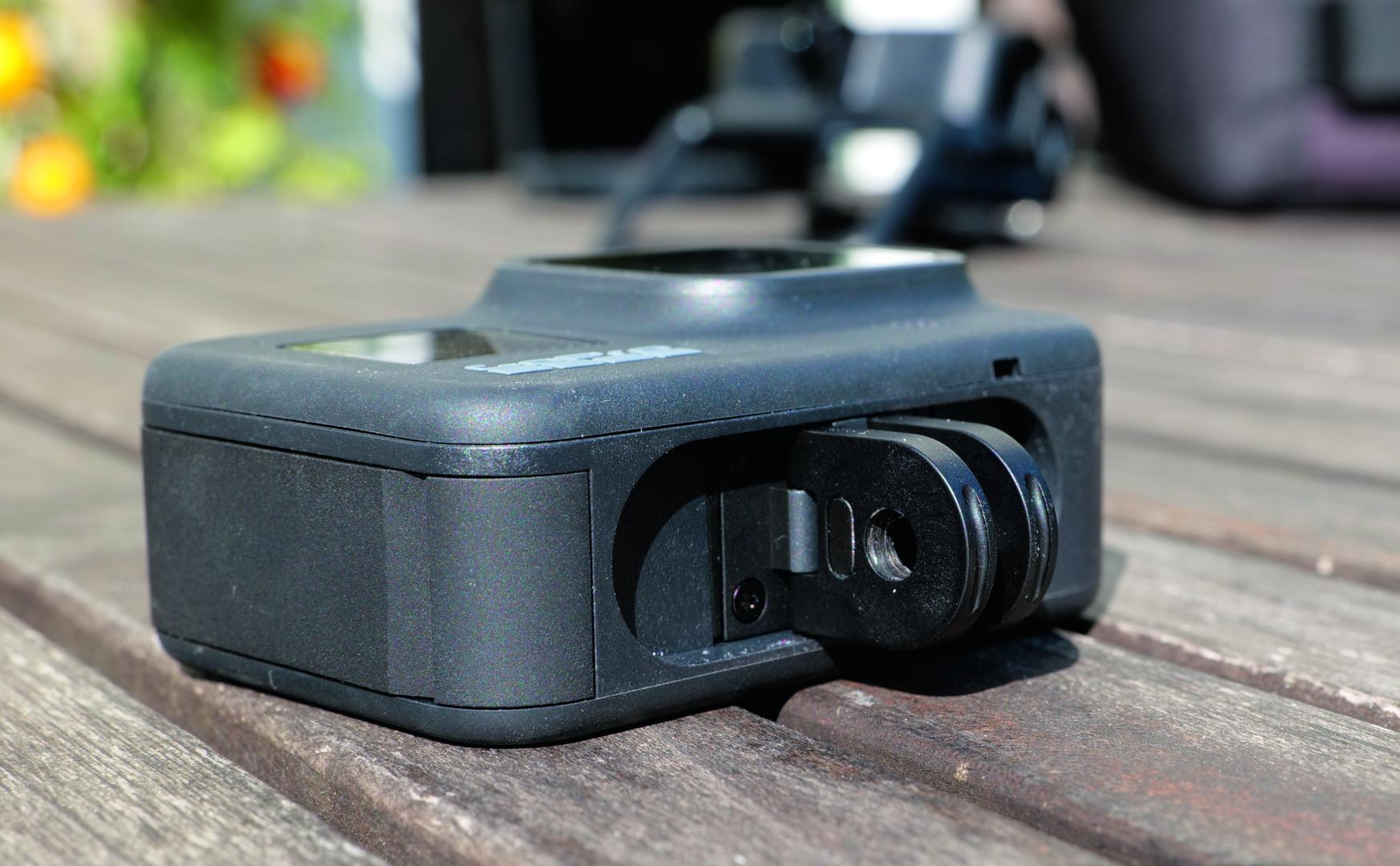 GoPro Hero 8 montage bevestiging review actioncam test