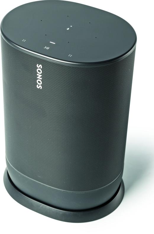 Sonos Move bluetooth audio speaker