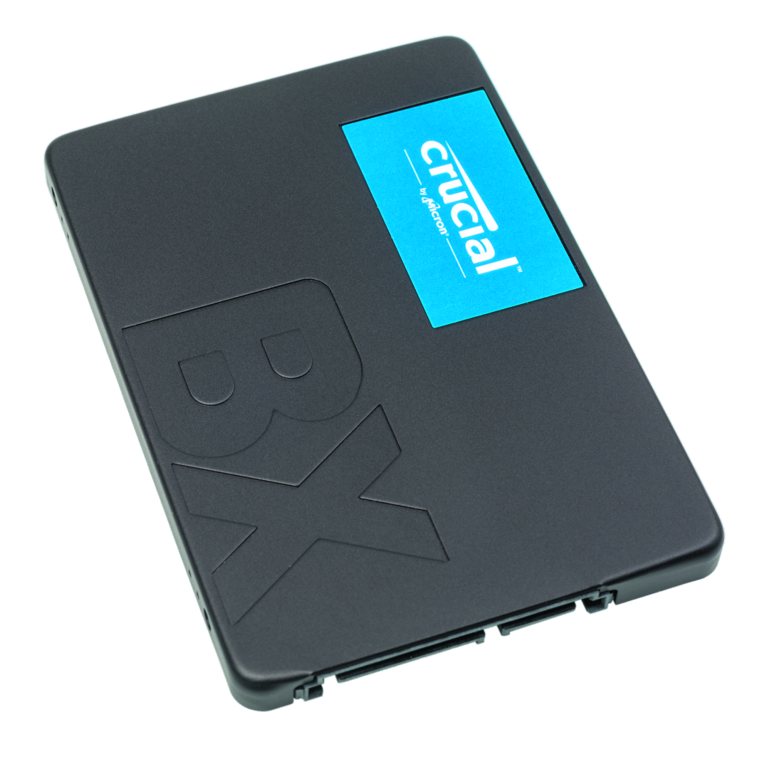 grote ssd 2TB 4TB test review Crucial BX500