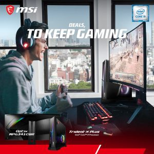 Deals to keep gaming
