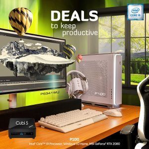 Deals to keep productive