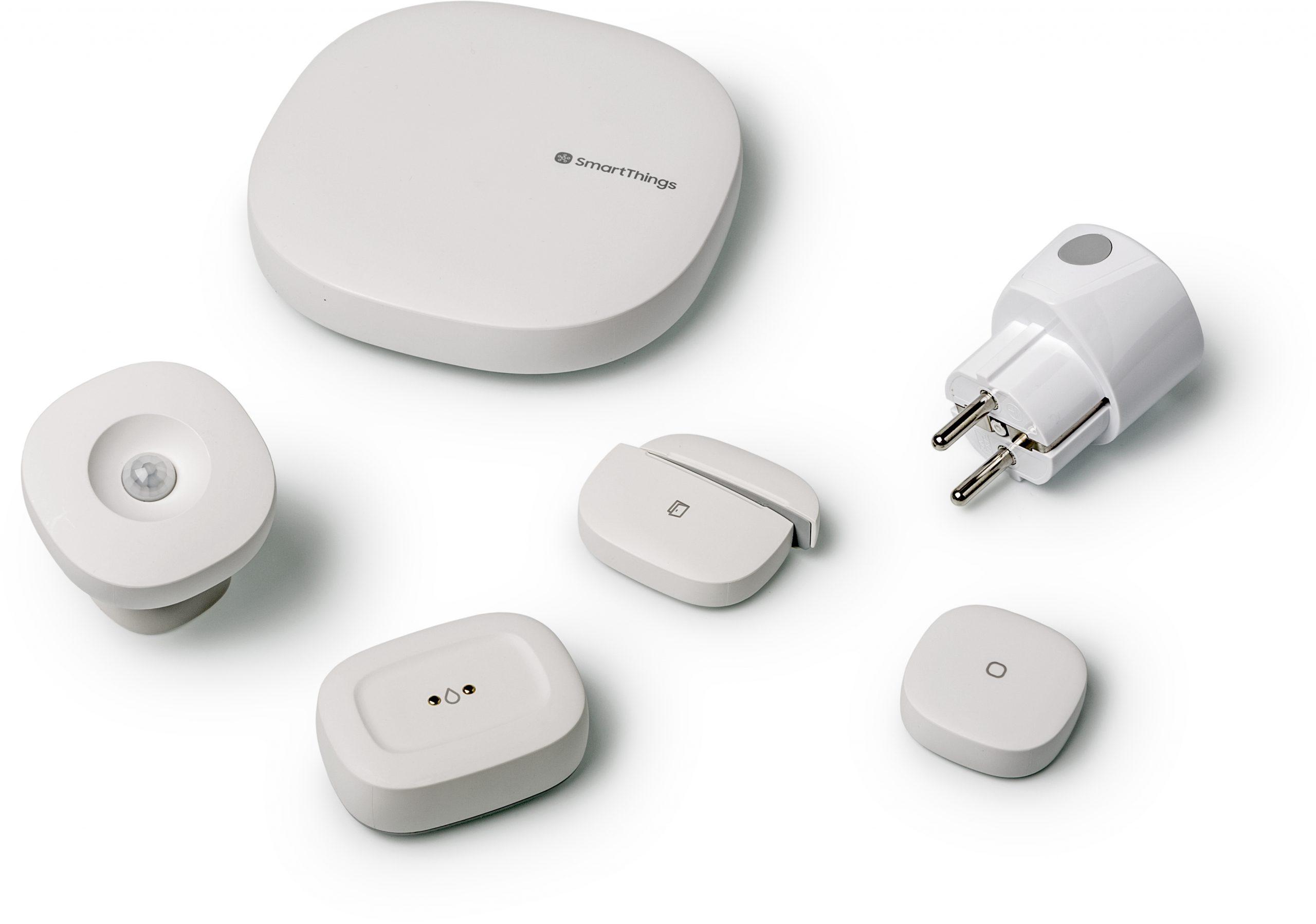 Samsung SmartThings smarthome hub platform review test