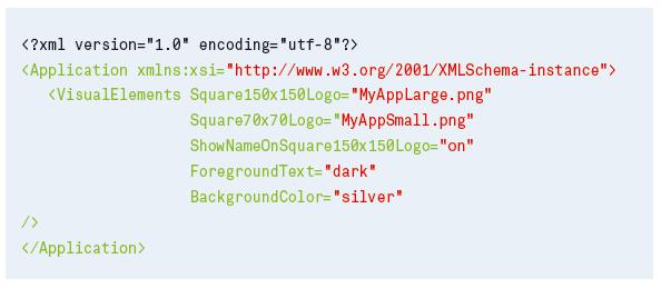 Windows startmenu aanpassen tegels mooier maken uiterlijk XML
