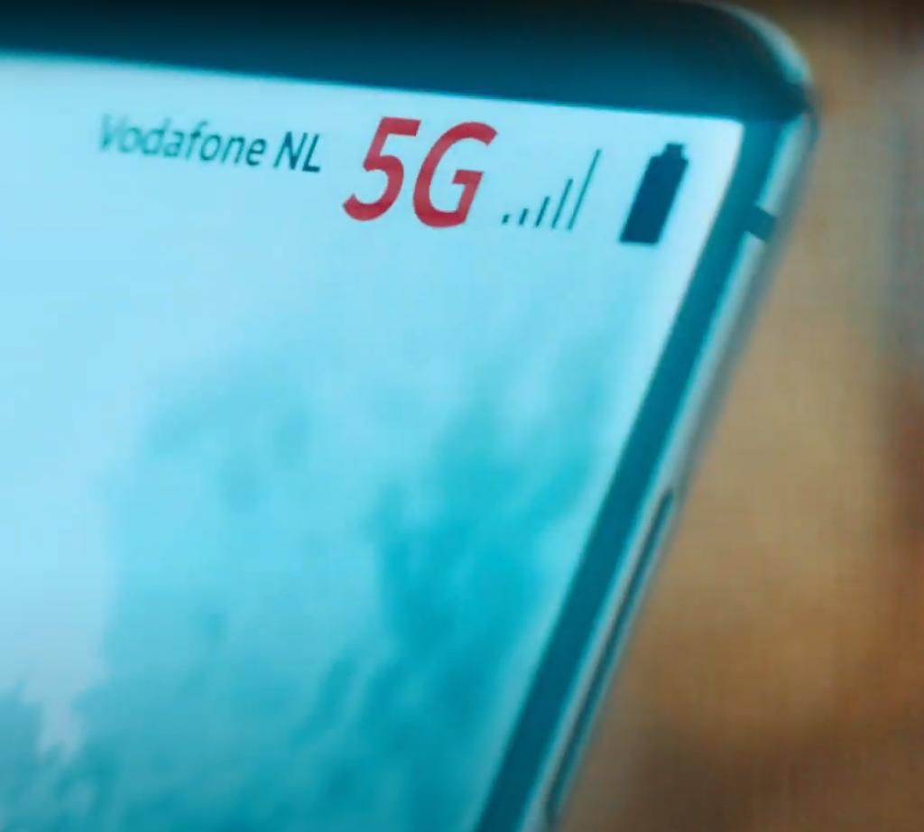 5G veiling