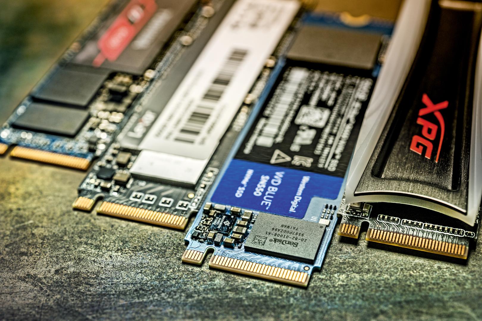 NVMe ssd PCIe 3.0 500 GB review test vergelijking benchmark warmte snelheid