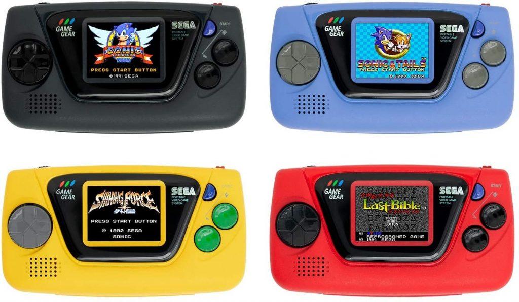 Sega Game Gear Micro mini console