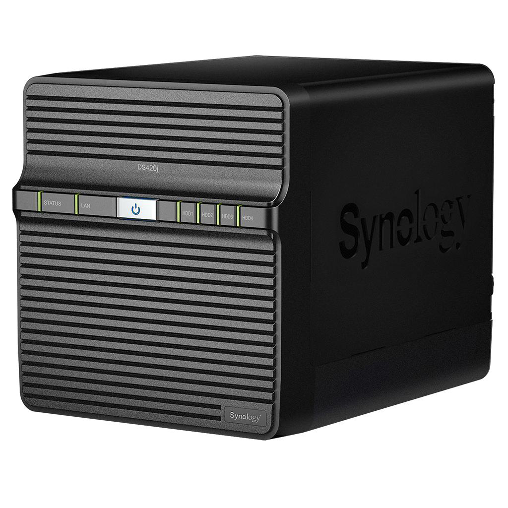 Synology 420j NAS