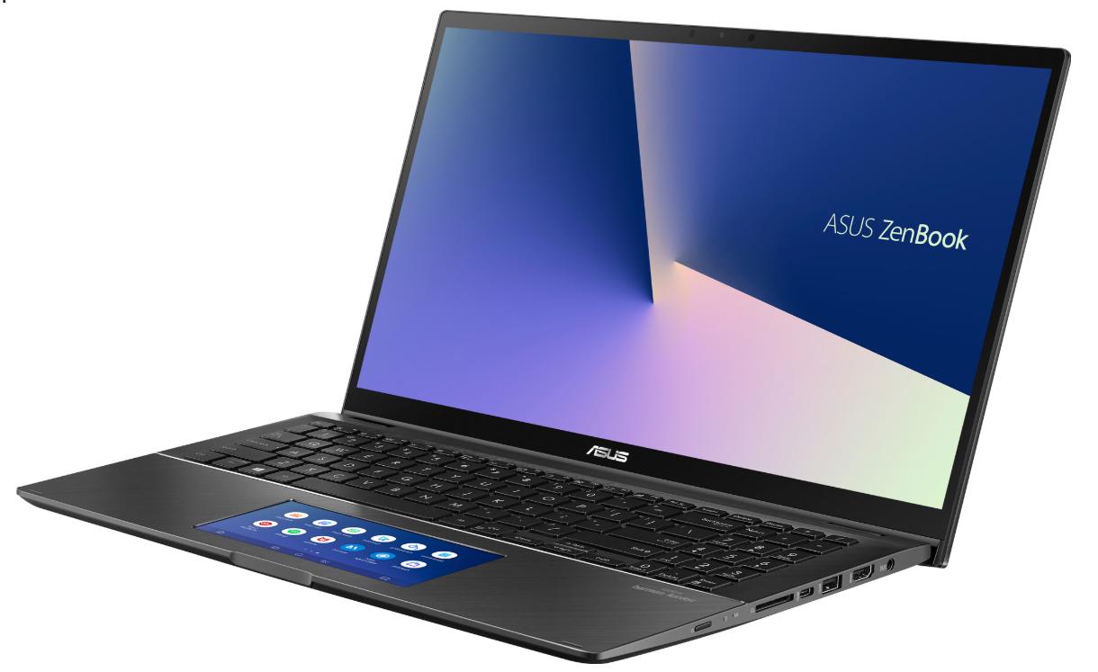 ZenBook Flip ScreenPad