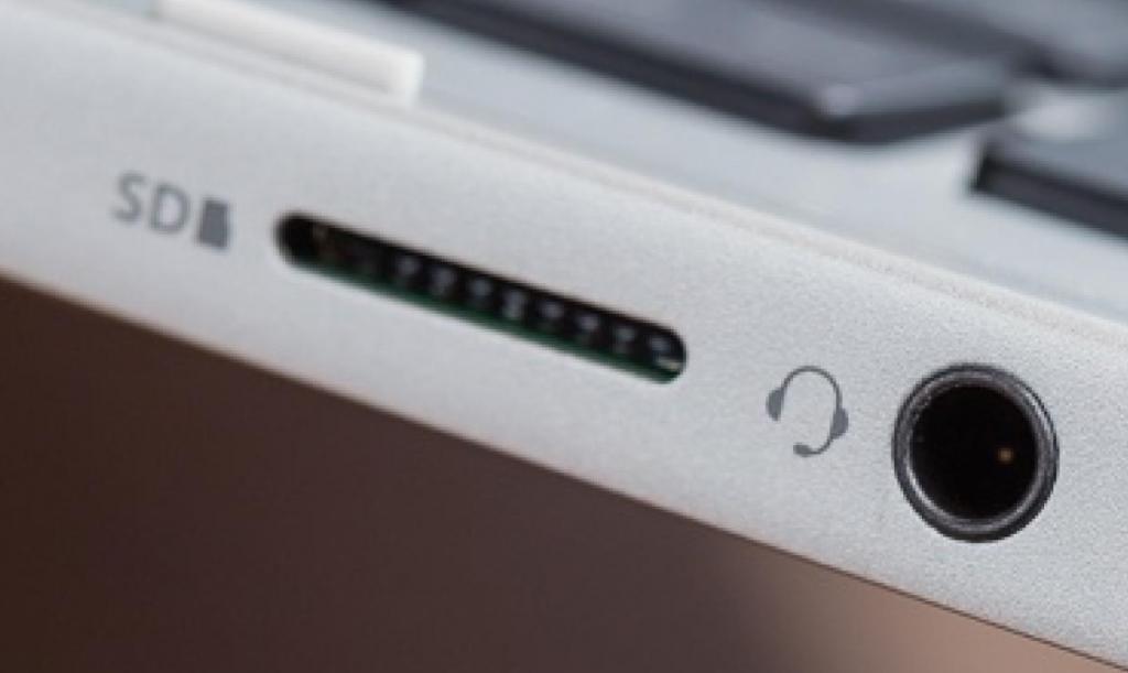 laptop kopen werk zakelijk kaartlezer snelheid