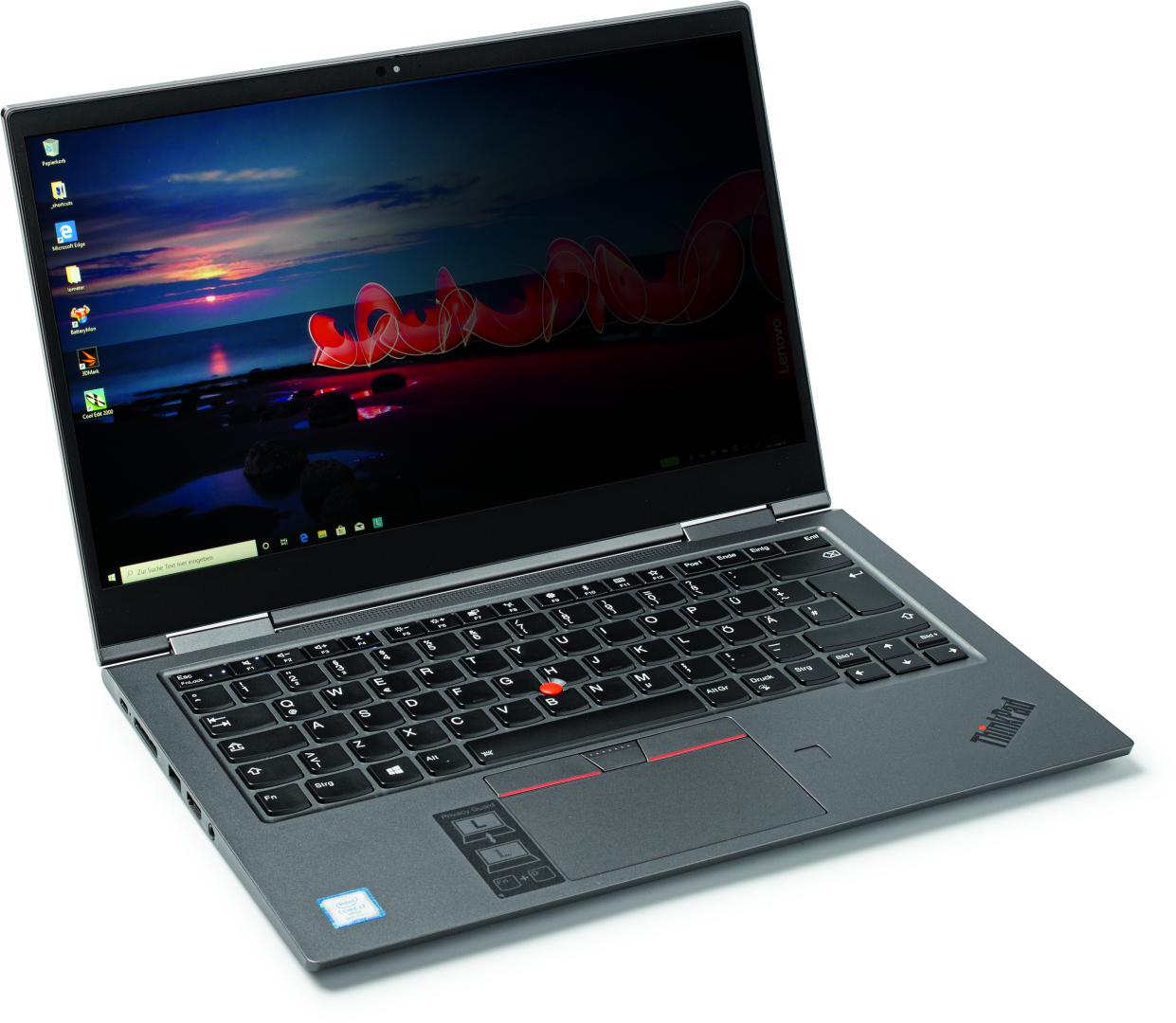 laptop kopen werk zakelijk privacy guard vertrouwelijk