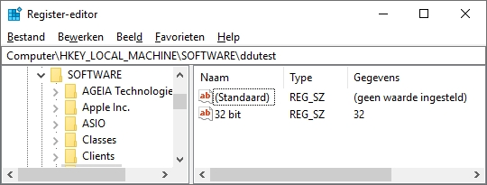 64-bit Register editor