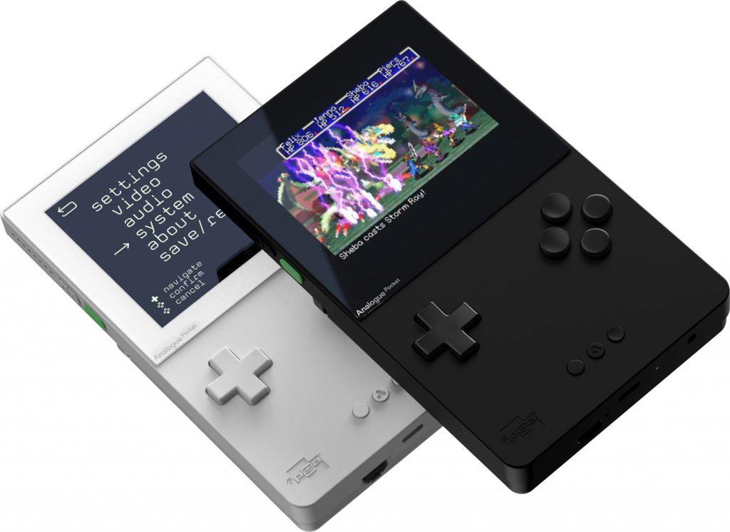 Analogue Pocket handheld retro-console