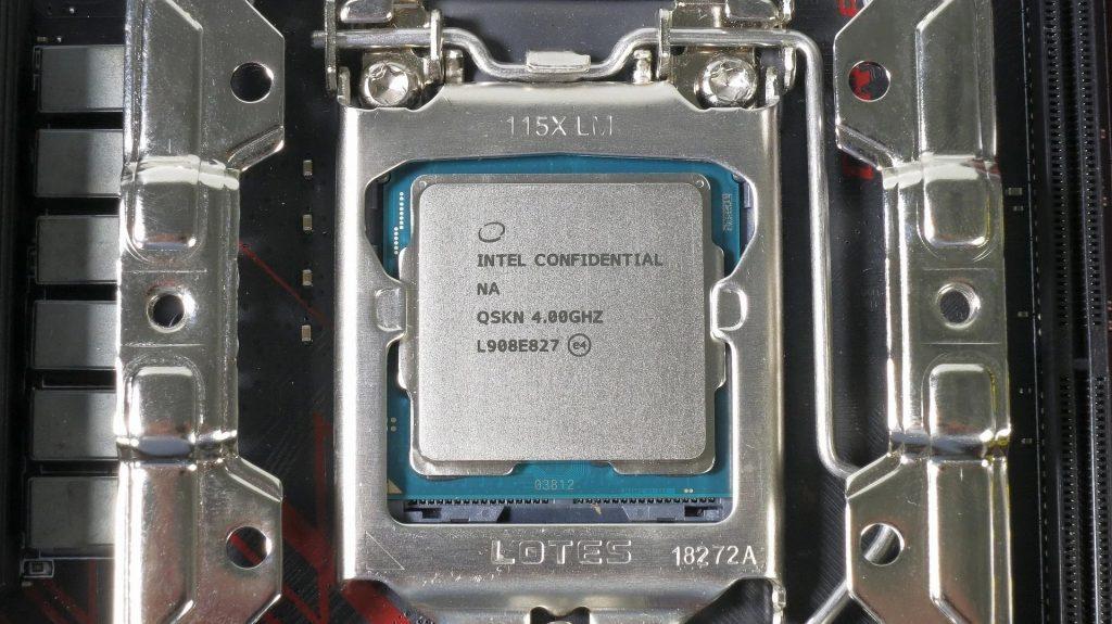 Intel Core i-12000 Alder Lake