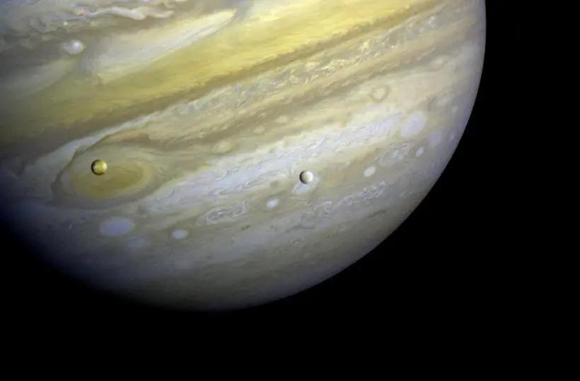 Voyager 1 Jupiter