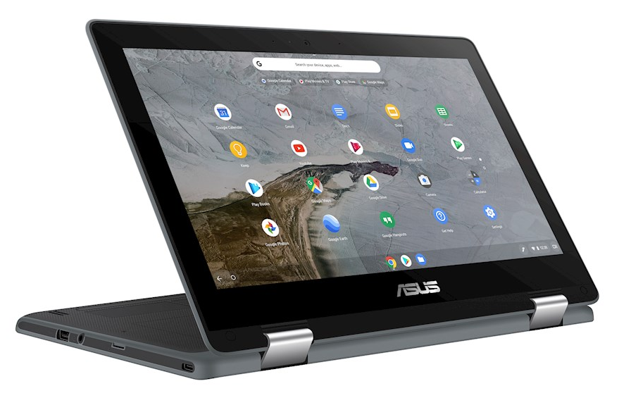 games Chromebook convertible 2-in-1 touchscreen Flip