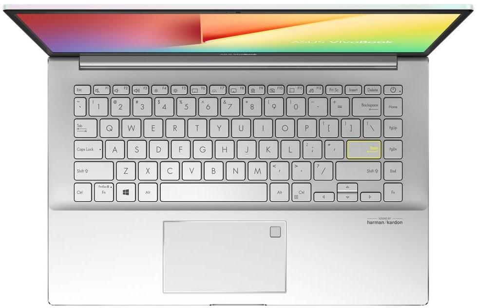 Asus VivoBook middenklasse lichte laptop