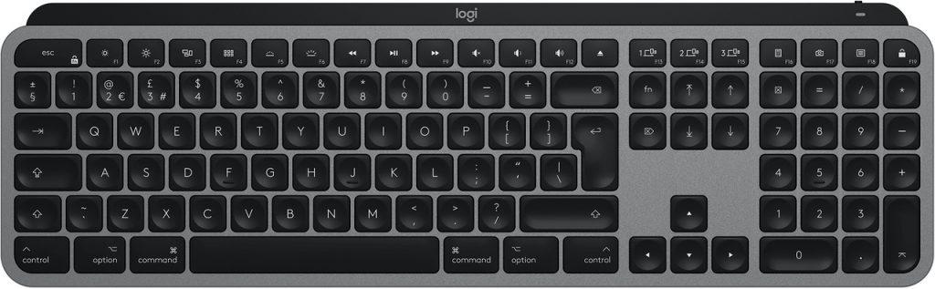 Logitech MX Keys voor Mac