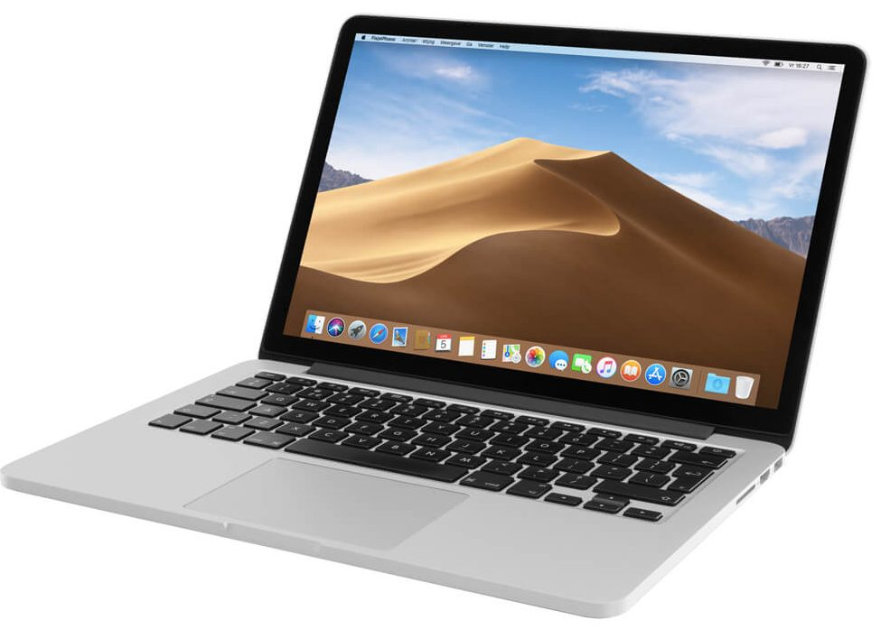 MacBook Pro 2015 Bridge maken macOS