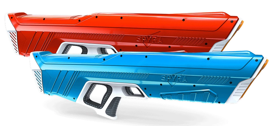 Spyra One waterpistool watergun