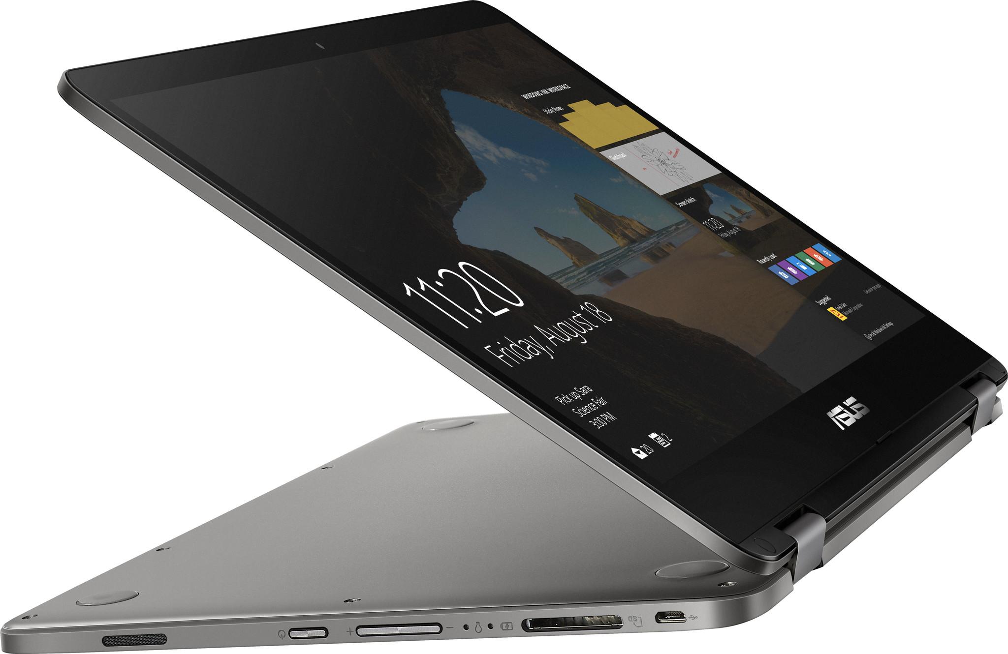 Vivobook Flip 14 lichte laptop voor school