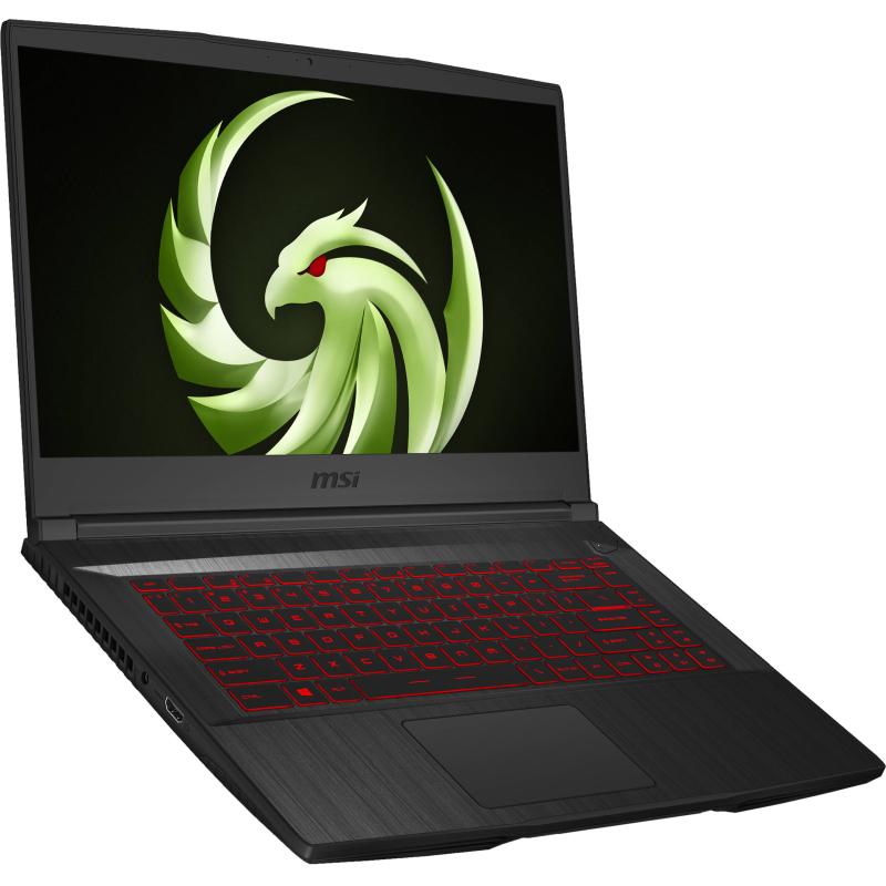 Msi Bravo 15 game-laptop gaminglaptop AMD cpu gpu