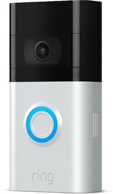 Ring Video Doorbell 3 met smart home-integratie