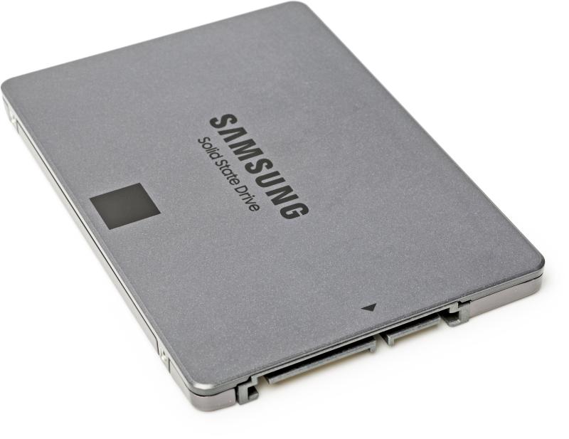 Samsung 870 QVO SATA-ssd