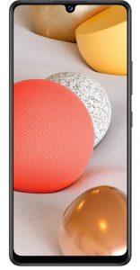 Samsung Galaxy A42 smartphone