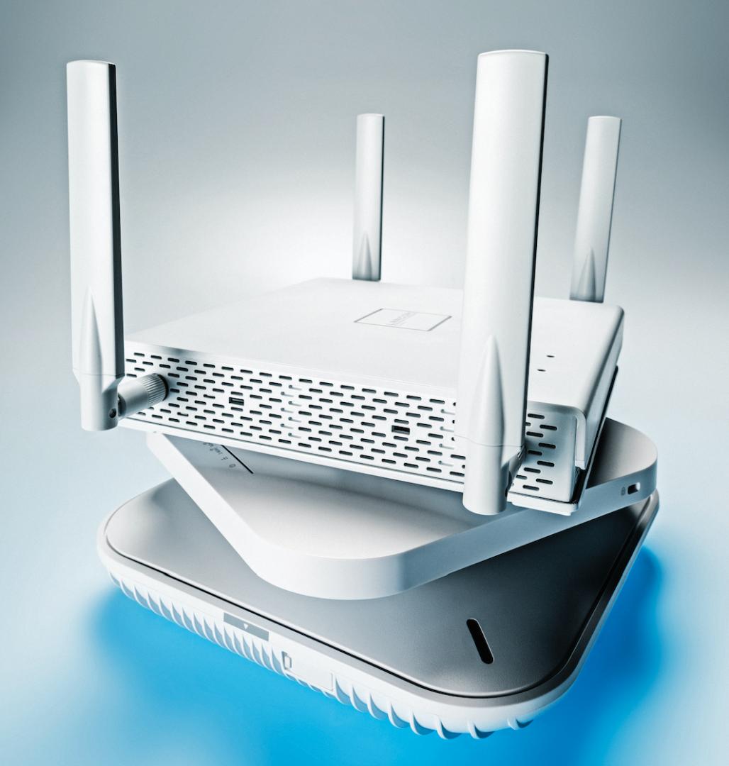 access point wifi 6 zakelijk bedrijfsomgeving review test