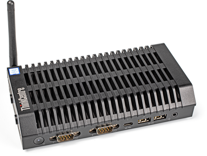 Lenovo ThinkCentre M90n Nano IoT fanless mini-pc