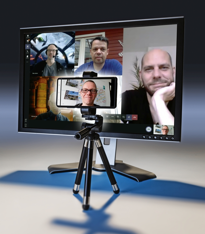 Smartphone Als Webcam