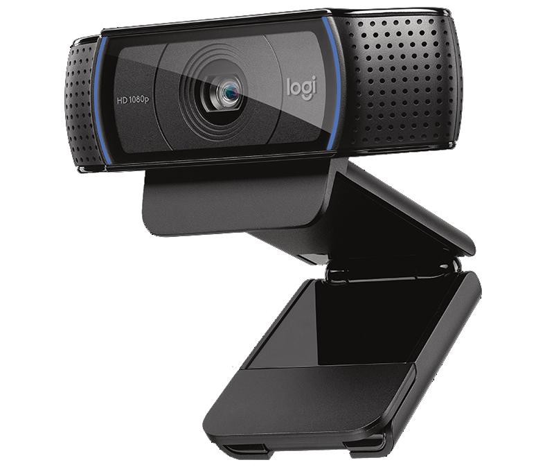Logitech C920 webcam autofocus